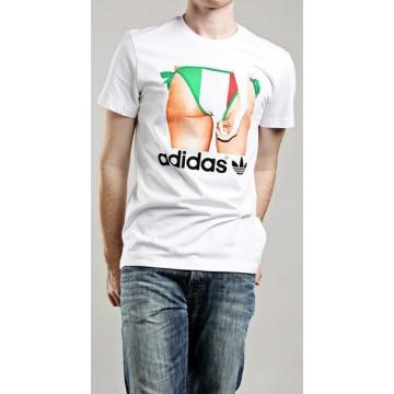 Футболка ADIBOTTOM TEE X35840 Adidas