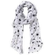 Шарф-вуаль Star Scarf 021687400718005 Tom Tailor
