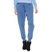Штаны Premium Indigo Knit Pants 640116100716638 Tom Tailor