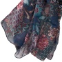 Шаль Mix and Match Print Shawl 021703500706593 Tom Tailor