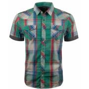 Рубашка MCS4645GREEN Glo Story