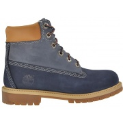 Ботинки 6 in Premium WP Boot BLUE A14ZD Timberland