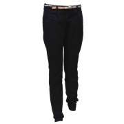 Штаны fake velour skinny 640362700706910 Tom Tailor