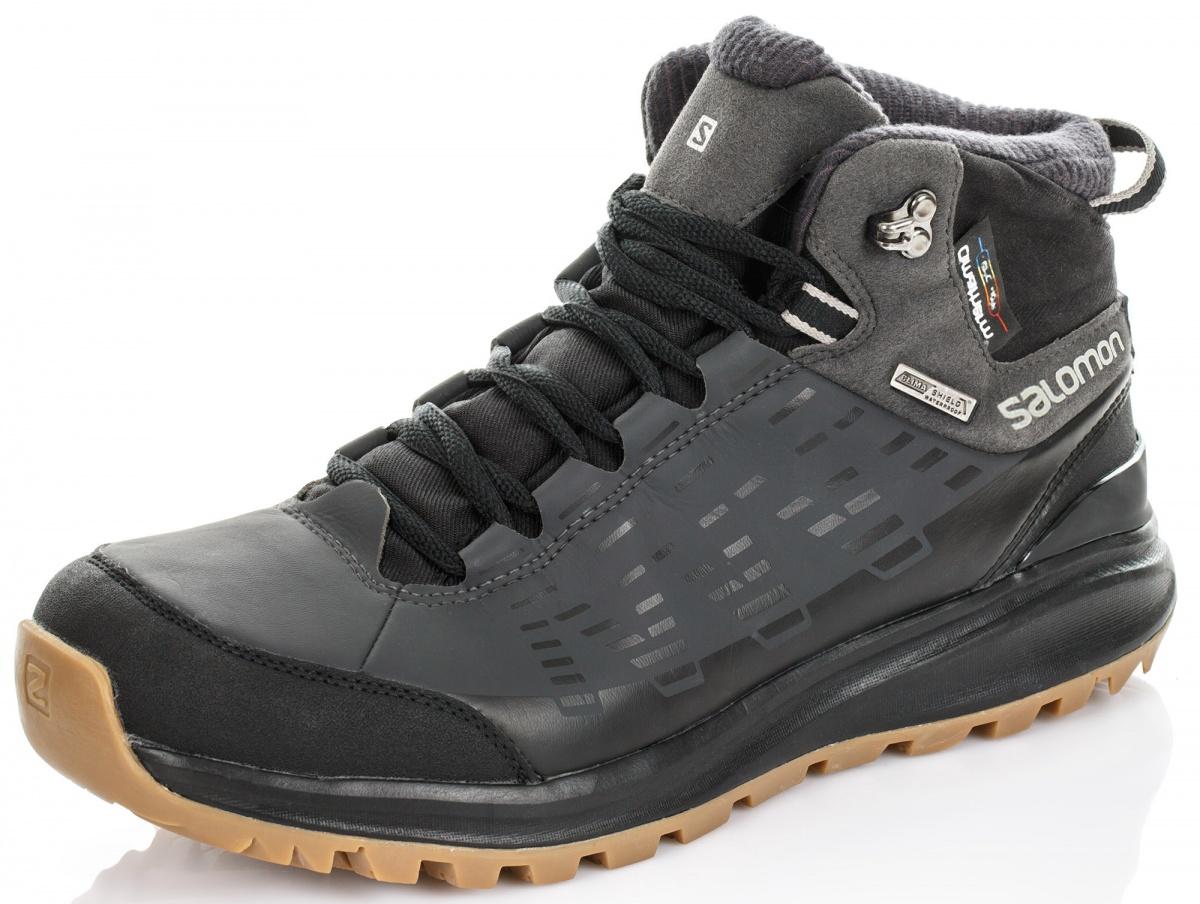 Мужская обувь SALOMON зима-весна 2016 — купить по лучшей цене в Украине 41d02c8e576