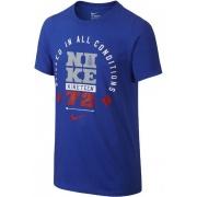 Футболка YTH NSW summer camp t-shirt 807287480 Nike