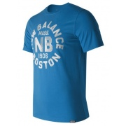 Футболка BOSTON TEE MT71506HLU New Balance