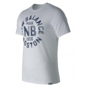 Футболка BOSTON TEE MT71506WT New Balance