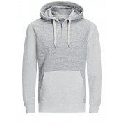 Толстовка JORJAPAN SWEAT HOOD 12116831LightGrey Jack & Jones