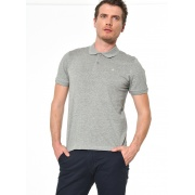 Футболка — поло JORPERFECT POLO SS 12116991LightGreyMel Jack &Jones