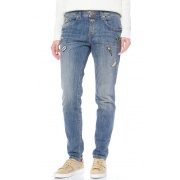 Джинсы Relaxed Tapered 620568400701095 Tom Tailor