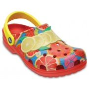 Сабо CLASSIC FRUIT II 204061-8C1-FLAME CROCS
