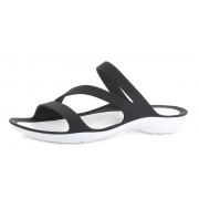 Босоножки SWIFTWATER SANDAL 203998-066-BLACK CROCS