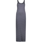 Платье ABBIE STRIPE SL LONG ONECK DRESS NOOS 15112078NightSky ONLY