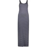 Платье ABBIE STRIPE SL LONG ONECK DRESS NOOS 15112078NightSky ONLY