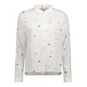 Рубашка ZAFRAN L/S SHIRT DARE WVN 15131239PumiceStone ONLY