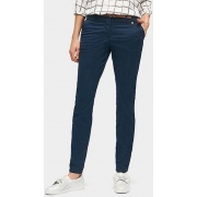 Штаны slim Chino with belt 645513309706593 Tom Tailor