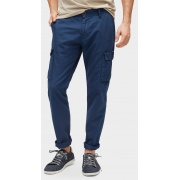 Штаны Cotton linen cargo 645509700106789 Tom Tailor
