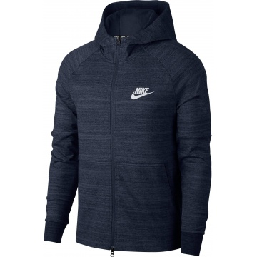 a24fbcac Толстовка M NSW AV15 HOODIE FZ KNIT 943325451 Nike — купить с ...