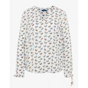Блузка Lovely Butterfly 205532100708210 Tom Tailor