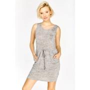 Платье ZM-YSJ8011lgrey marl My Hailys