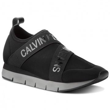 Кроссовки RE9787-BLK  Calvin Klein