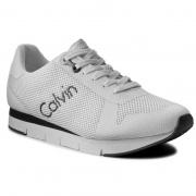 Кроссовки JACQUES MESH/HF S1673-WHT Calvin Klein