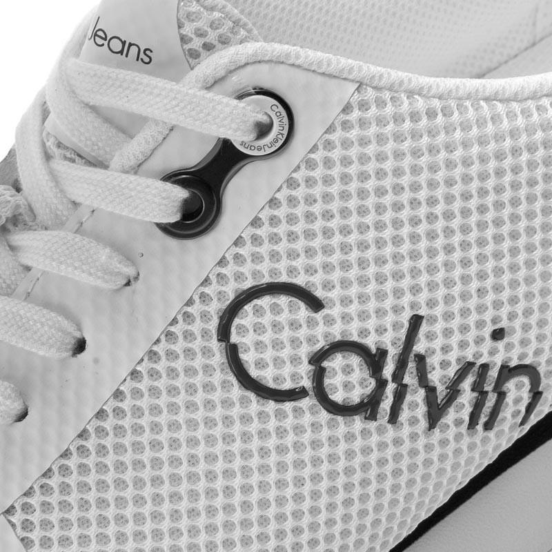 f19c35b3c87 Кроссовки JACQUES MESH HF S1673-WHT Calvin Klein — купить с ...