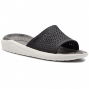 Тапочки Literide Slide 205183-05M-BLACK-SMOK CROCS