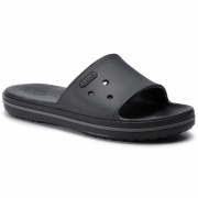 Тапочки Crocband III Slide 205733-02S-BLACK-GRAP CROCS