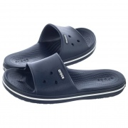 Тапочки Crocband III Slide 205733-462-NAVY-WHITE CROCS