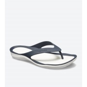 Вьетнамки Swiftwater Flip 204974-462-NAVY-WHITE CROCS