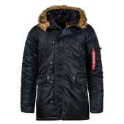 Куртка N-3B Slim Fit MJN31210C1-R.blue.O ALPHA INDUSTRIES