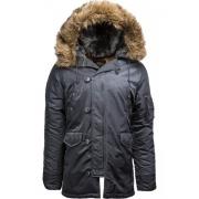 Куртка Slim Fit MJN31210C1-Steel.Blue ALPHA INDUSTRIES