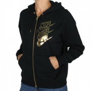 Толстовка W NSW HOODIE FZ BB SHINE BV4988010 Nike