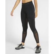 Леггинсы W NP LUXE TIGHT MESH MIX CJ3603-010 Nike