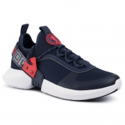 Кроссовки B4BKM0045 NAVY-RED Bikkembergs