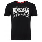 Футболка 115250-1000 Black Lonsdale