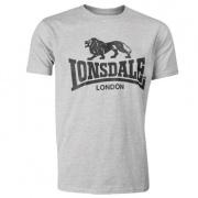 Футболка 119083-1004 Marl Grey Lonsdale