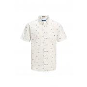 Рубашка 12170482CloudDancer Jack & Jones