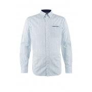 Рубашка JJMATTHEW SHIRT LS Slim Fit 12174101CashmereBlue Jack & Jones