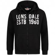 Толстовка SOLFACH 116035-1000 Black Lonsdale