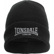 Шапка DUNDEE 113876-1000 Black Lonsdale