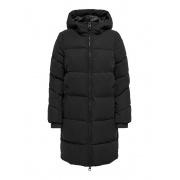 Пуховик SIENNA LONG PUFFER COAT OTW 15208398 Black ONLY