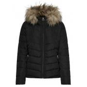 Куртка NEWELLAN QUILTED HOOD JACKET CC OTW 15158943Black ONLY