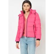 Куртка SILJE PUFFER JACKET OTW 15209725 Shocking Pink ONLY