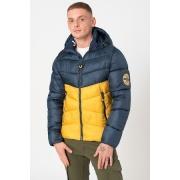 Куртка JORANDER PUFFER JACKET LTN 12175189 Spice Mustard Jack & Jones