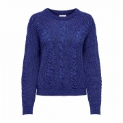Кофта ROSIE LIFE L/S PULLOVER KNT 15210613 Sodalite Blue ONLY