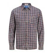 Рубашка JORHANS SHIRT LS 12175738 Burnt Ochre Jack & Jones
