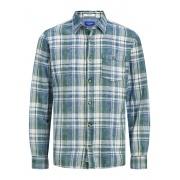 Рубашка JORHANS SHIRT LS 12175738 Trekking Green Jack & Jones