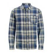 Рубашка JORHANS SHIRT LS 12175738 Navy Blazer Jack & Jones